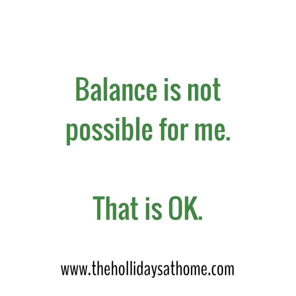 balanceisnotpossible