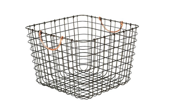 MILK CRATE, storage bin