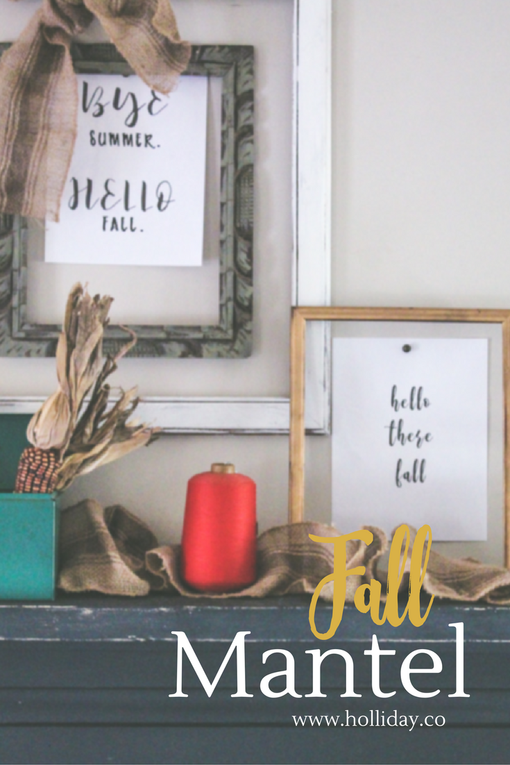 fall mantel, fallinspiration, fall mantel decor, mantel decor, fireplace decor,