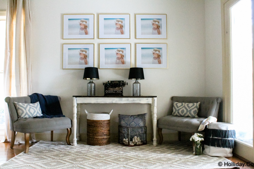 sitting area, home decor, home inspiration