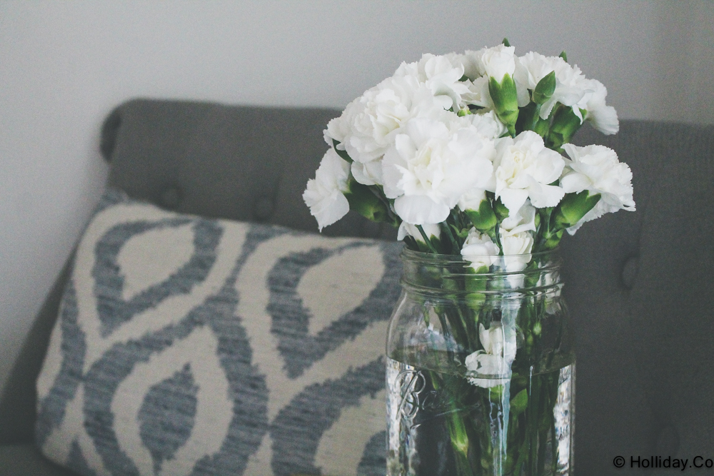 flowers, styled space, styled home, target home, target style
