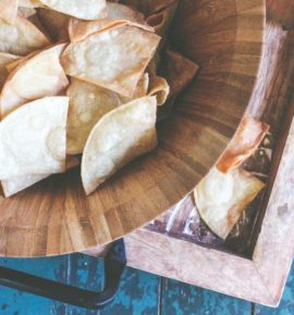 Make Your Own Homemade Tortilla Chips