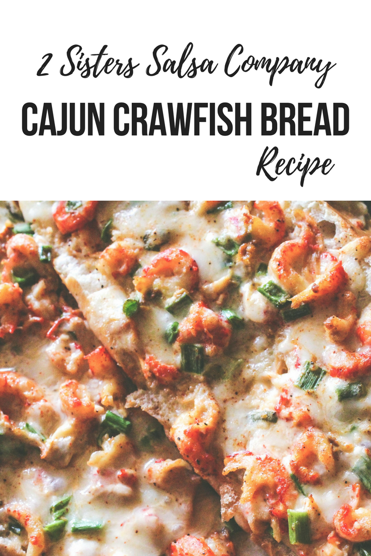 cajun crawfish bread