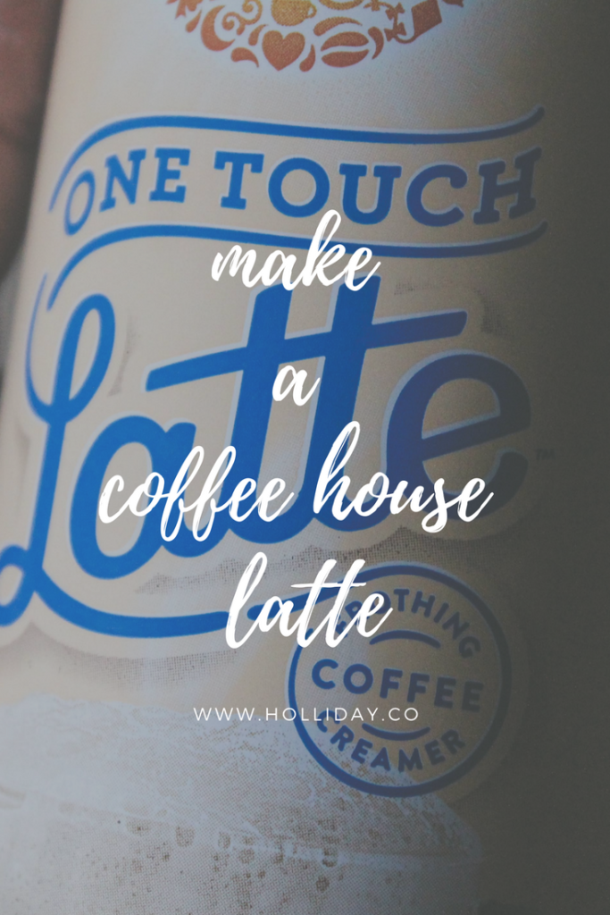 international delight one touch latte, make your own latte, make a latte at home, how to latte