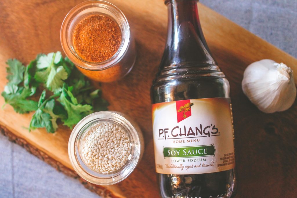 NEW P.F. Chang's® Home Menu Sauces, cajun thai ribs, thai ribs