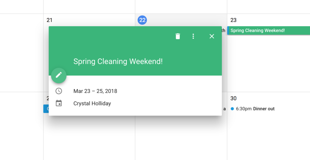 5 Tips for Spring Cleaning Success + Checklist - The Holliday Collective